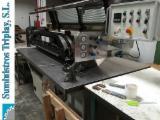 Woodworking Machinery Veneer Splicers - KUPER FLI VENEER LONGITUDINAL SPLICING MACHINE
