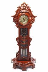 Glass Living Room Furniture - Grandfather clock