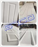 高密度纤维板(HDF), 门皮面板