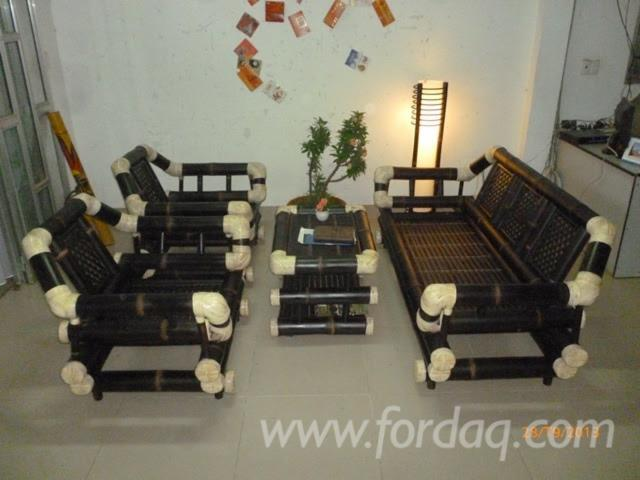 Bamboo Living Room Furniture