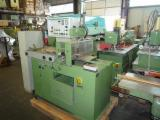 Woodworking Machinery Veneer Splicers - KUPER veneer joining machine mod.ZU-Stumpf 330FE