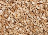 Brandhout - Resthout Houtspaanders Van Gebruikt Hout - FSC Houtspaanders Van Gebruikt Hout 4 mm