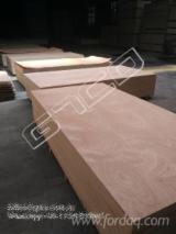 天然胶合板, 筒状非洲楝木