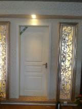 White primed MDF/HDF molded doors