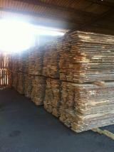 Hardwood  Unedged Timber - Flitches - Boules - FSC Oak (European) Loose from Ukraine