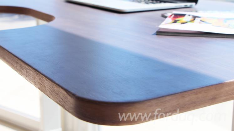 Vend bureaux poste ordinateur meubles en kit À assembler bois