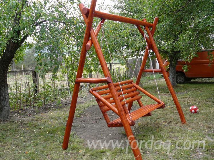 venta juegos infantiles hamacas madera blanda europea rumania - Hamacas De Madera