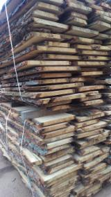 Hardwood  Unedged Timber - Flitches - Boules - Oak (European) Loose from Romania