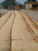 Hardwood  Unedged Timber - Flitches - Boules - Unedged Oak boards available in all grades