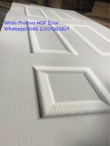 China Composite Wood Products - White Premier HDF Door Skin