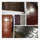 China Composite Wood Products - Melamine HDF molded door skin