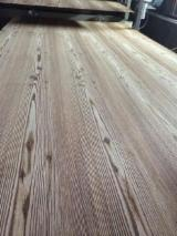 Brushed Smoked Pine Veneered Plywood