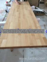 Solid Wood Components - Solid wood coffee table top