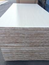 Plywood Panels  - MELAMINE BLOCK BOARD
