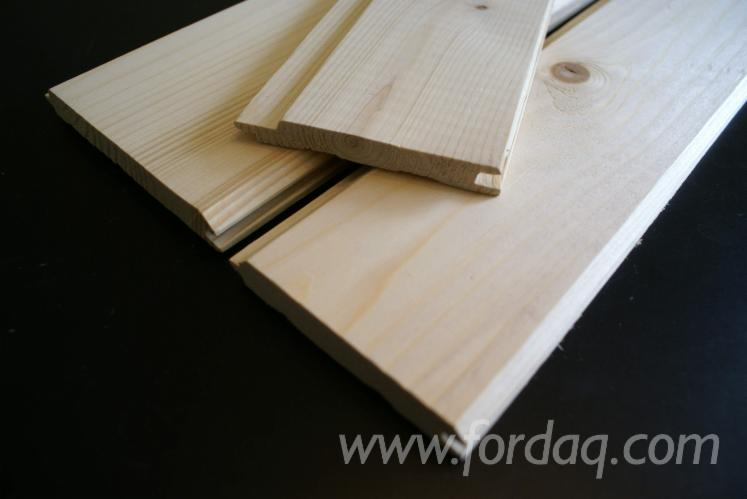 Spruce Cladding Siding Boards Loglap Shiplap Tg Profiles