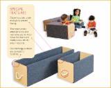 Mobilier Camera Copii - Vand Scaune Înalte Design Foioase Europene Fag