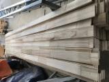 Paulownia raw wood material