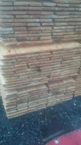 Softwood Timber - Sawn Timber  Supplies Germany - PEFC 23 mm Fresh Sawn Spruce/Pine Planks (boards) from Germany, Bayern