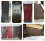 China Composite Wood Products - Melamine HDF Door Skin