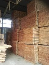 Hardwood  Unedged Timber - Flitches - Boules For Sale - OAK ELEMENTS