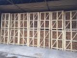 Wholesale Biomass Pellets, Firewood, Smoking Chips And Wood Off Cuts - Birch, oak, hornbeam firewood, 25-33cm, KD 18-22%
