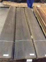 天然单板, 白橡木, 向下刨平