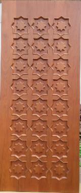 Porte, Finestre, Scale In Vendita - Latifoglie Asiatiche, Porte, Teak