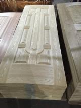 Buy Or Sell Wood High Density Fibreboard HDF - 3.0mm Ash veneered hdf moulded dooe skin, ash mdf door skin