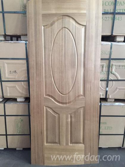 3-0mm-teak-veneered-hdf-moulded-door-skin