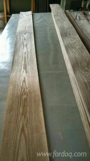 Ash veneer veneered plywood
