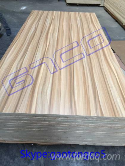 Paper Faced Plywood ~ White melamine marine plywood paper faced
