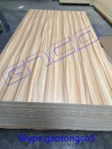 White Melamine marine plywood