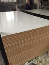 Engineered Wood Panels - Melamine laminated MDF board