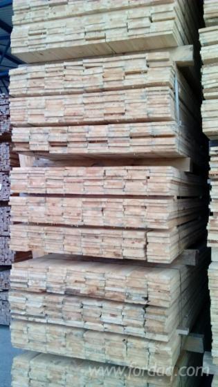 Pine sawn timber mm
