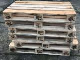 Pallets and Packaging  - Fordaq Online market - New Euro Pallet - Epal from Poland
