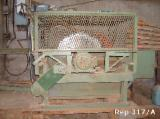 Used WITTE MUNSTER I.W. 1982 Double Blade Log And Timber Saw For Sale France