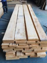 Hardwood  Sawn Timber - Lumber - Planed Timber USA - White Ash export graded FAS/F1F KILN DRIED North American