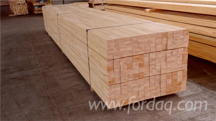 Vend-Carrelets-Lamell%C3%A9s-Coll%C3%A9s-Pour-Fen%C3%AAtre-Pin---Bois-Rouge-Slask