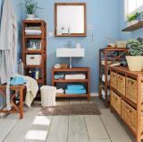 Mobiliario De Baño en venta - Venta Conjuntos De Baño Diseño Madera Dura Europea Acacia Vietnam