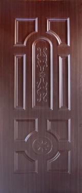 Melamine HDF Door Skin/820X2150X2.7MM HDF Door Skin /HDF Door