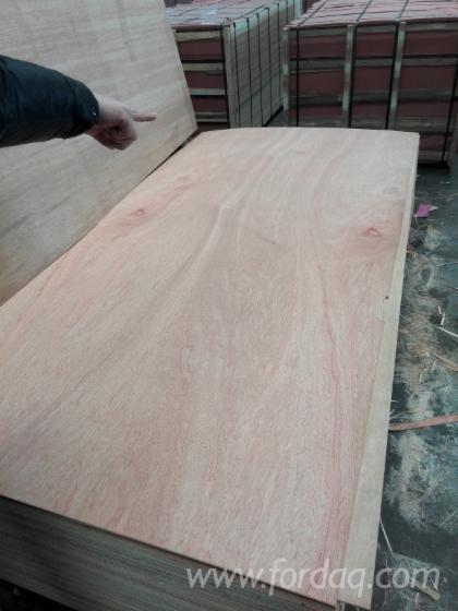 Pencil Cedar Plywood for Mexico Market