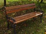 Contemporary Garden Furniture - Bench