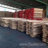 Hardwood  Unedged Timber - Flitches - Boules - Oak (European) Loose Italy