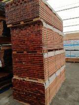 Poland Exterior Decking - Kempas beams 40x60 8-16ft. Solid construction beams