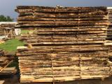 Hardwood  Unedged Timber - Flitches - Boules - Ash (White) Loose from Croatia