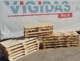Buy Or Sell Wood Pallet - New Beech / Birch / Eucalyptus Pallets