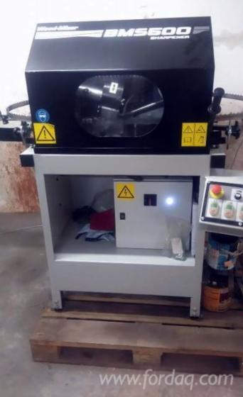 Sharpener for trak Wood Mizer BMS 500