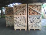 Firelogs - Pellets - Chips - Dust – Edgings - All Broad Leaved Species Firewood/Woodlogs Cleaved 30+2 mm