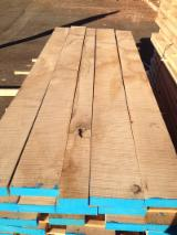 Hardwood - Square-Edged Sawn Timber - Lumber  - Fordaq Online market - Edged oak, 50 mm , C grade