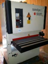 Sanding Calibrating machine Automatic Used Scm 3 RSC 95